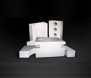 鲁阳陶瓷纤维炉底板异形件